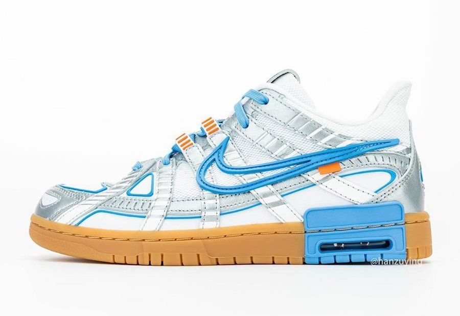 Off-White Nike Air Rubber Dunk University Blue