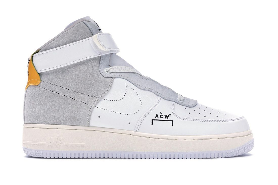 A Cold Wall Nike Air Force 1 Best Feature