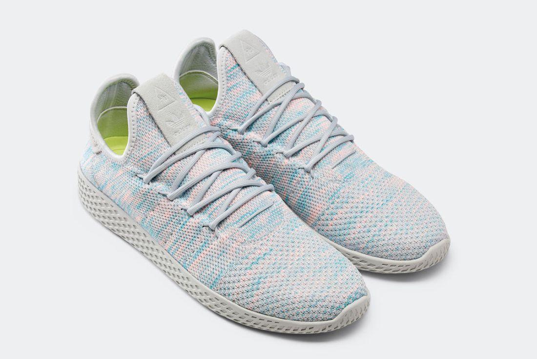 Pharrell X Adidas Tennis Hu 2