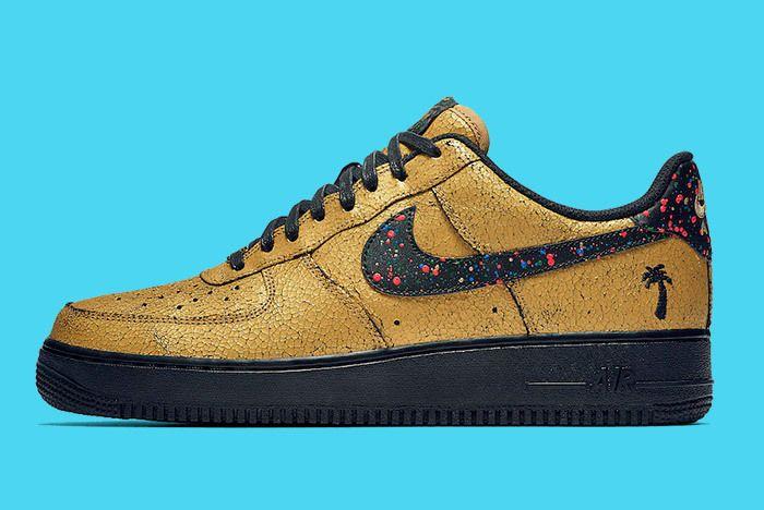 Nike Air Force 1 Caribana 4