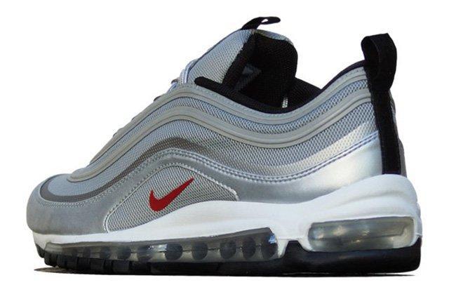 Nike Air Max 97 Premium Tap Qs Silver Bullet 3