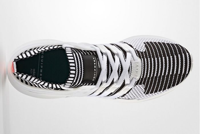 Adidas Eqt Support Adv Primeknit Zebra 4