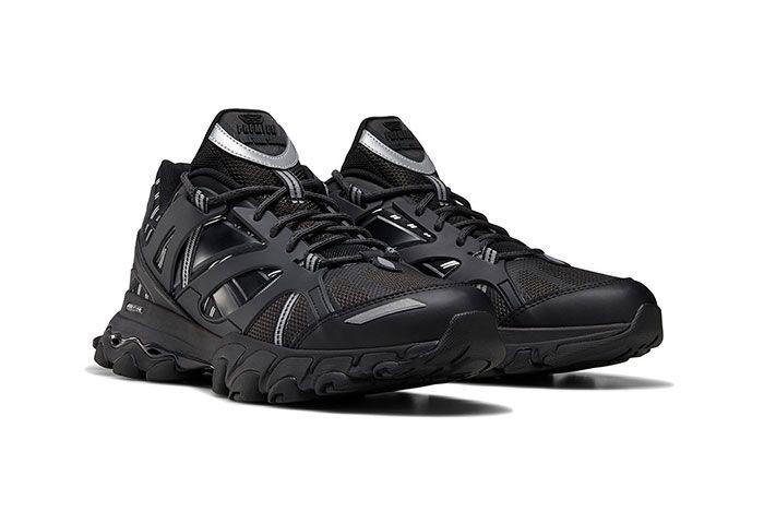 Reebok Dmx Trail Shadow Black Toe