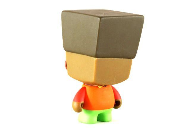 De La Kid Robot 3 1