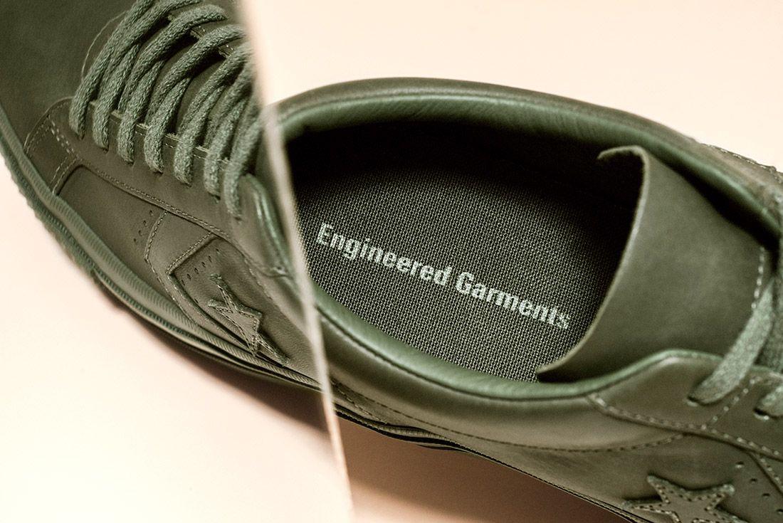 Converse Engineered Garments One Star 10