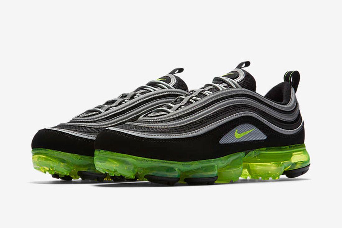 Nike Air Vapormax 97 Neon Release 3
