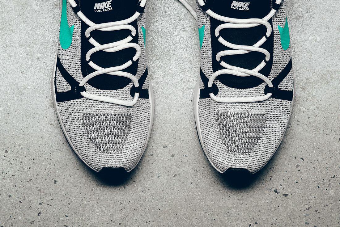 Nike Duel Racer White Menta2