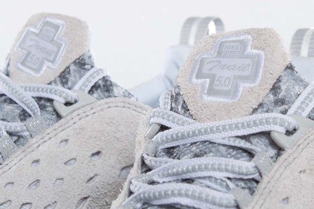 Nike Free Trail Polar Tongue Detail 1