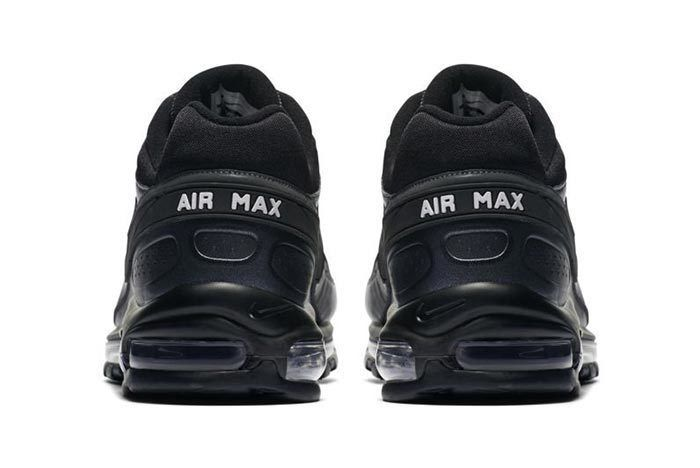 Nike Air Max 97 Bw Black Metallic Hematite Ao2406 001 3