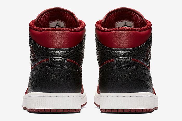 Air Jordan 1 Mid Reverse Bred Sneaker Freaker 6