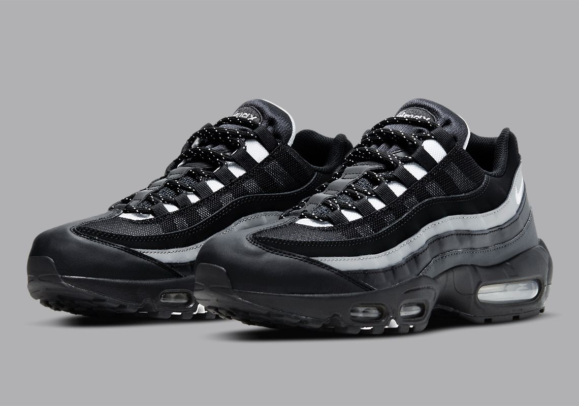 Nike Air Max 95 black smoke grey
