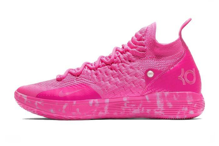 Nike Kd11 Aunt Pearl Lateral