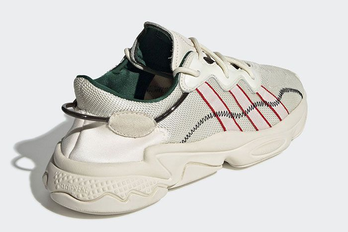 Pusha T Adidas Ozweego Eh0242 Rear Angle