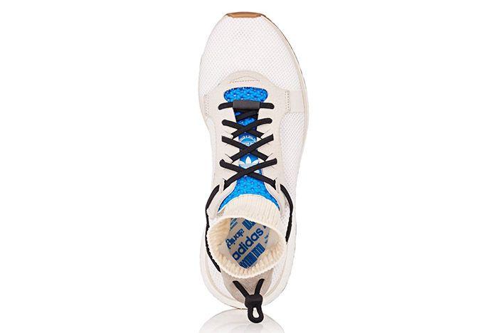 Adidas Alexander Wang Aw Run White Blue 2