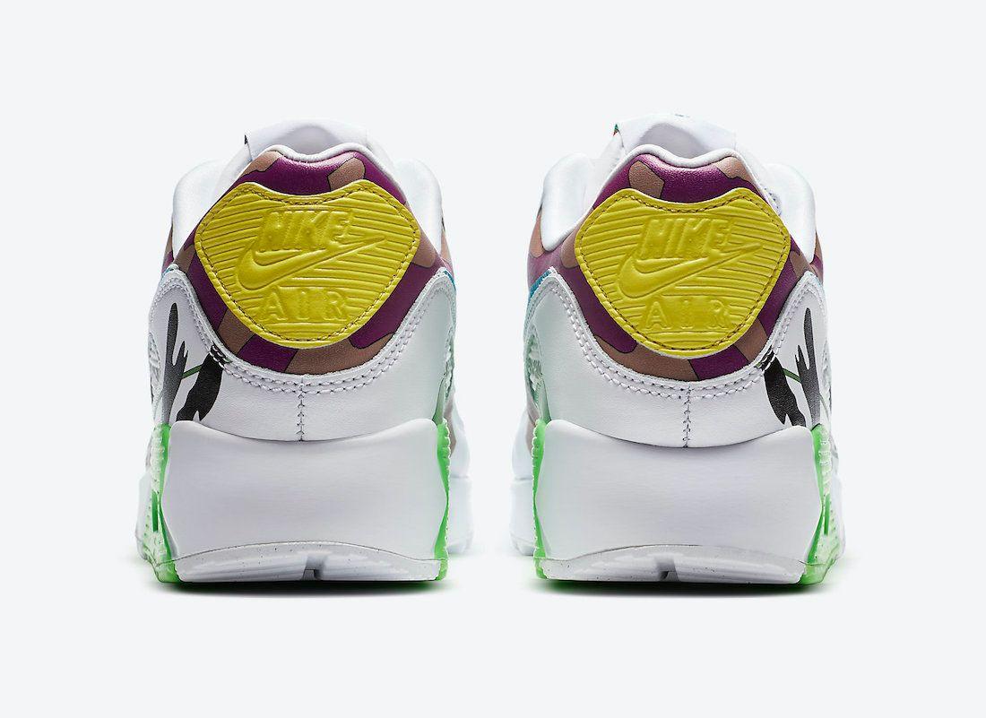 Ruohan Wang Nike Air Max 90 Heel