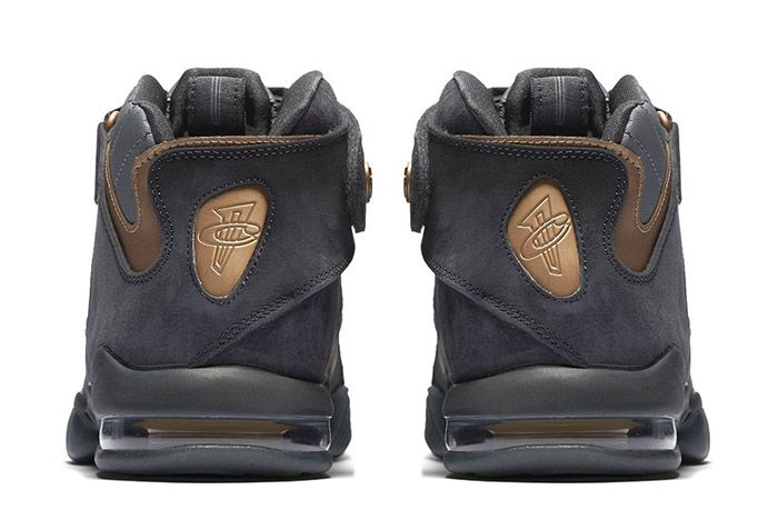 Nike Air Penny 4 Copper Grey 2