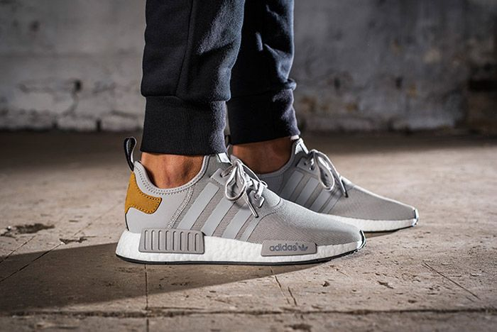 Adidas Master Craft Nmd Grey 1
