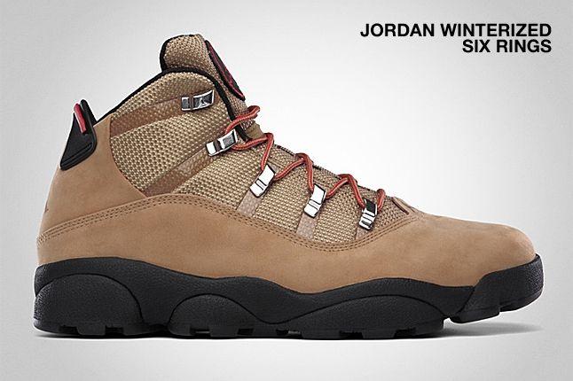 Jordan Winterized Six Rings Rocky Tan 1