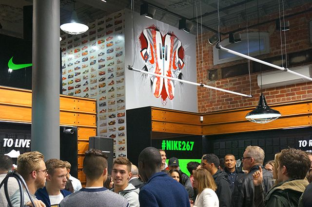 Nike Store 267 Chapel Street 1