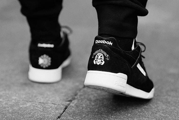 Footpatrol X Reebok Workout Lo Plus Blackbuck 3