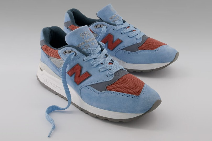 New Balance 998 MADE Responsibly