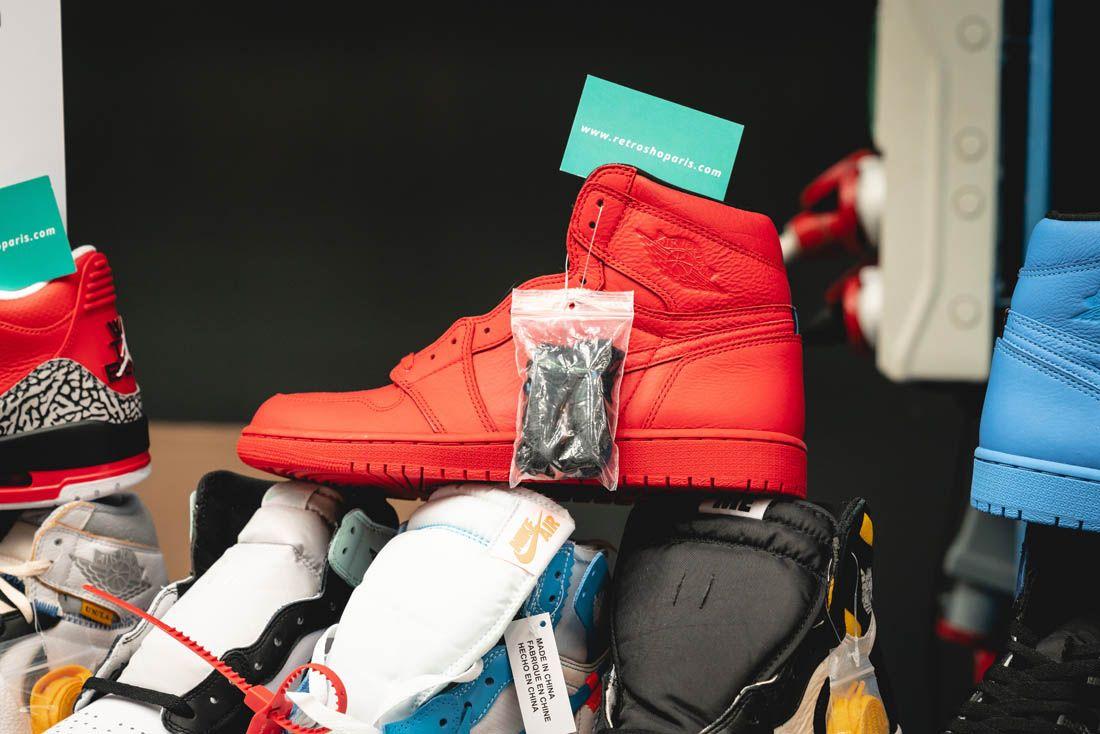 Sneakerness Amsterdam 2019 Event Recap 9 Red Air Jordan 1