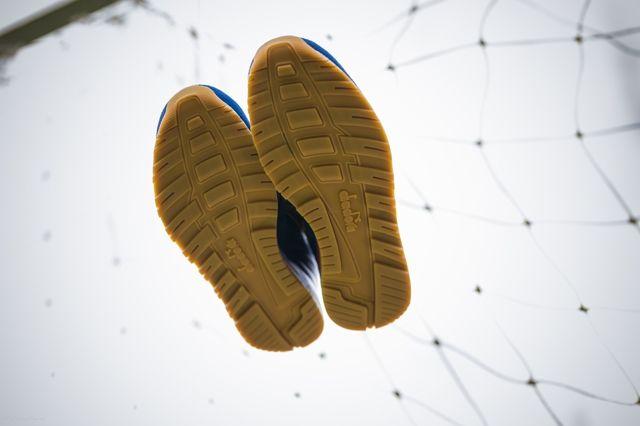 Packer Shoes Diadora N9000 Azzurri 5
