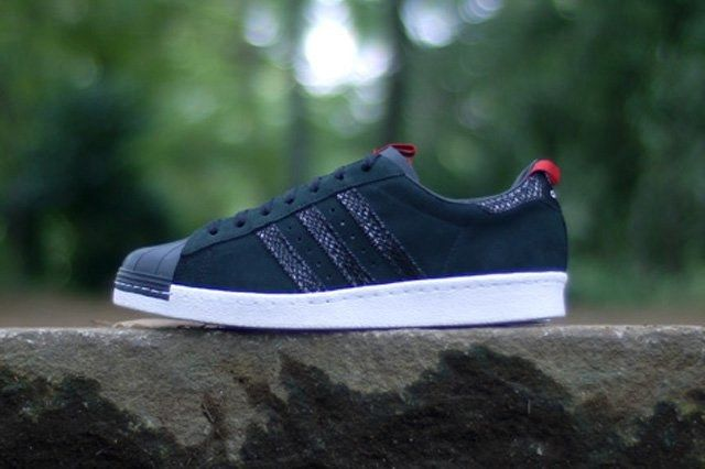 Mita Sneakers Adidas Superstar 80 S Python 6
