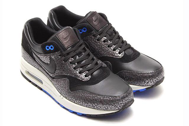 Nike Air Max 1 Hyper Cobalt Safari 2