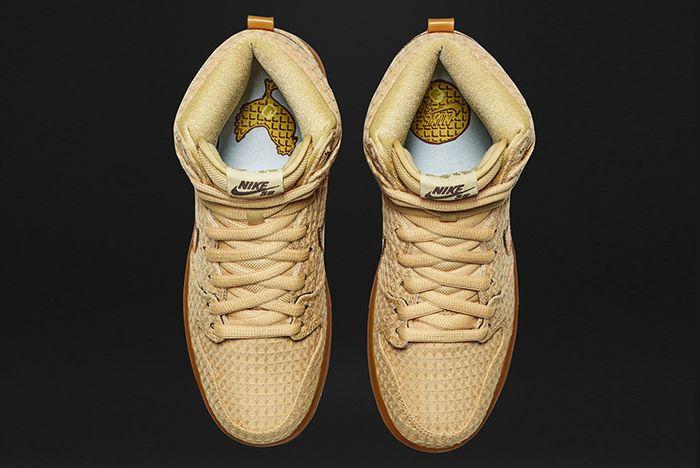 Nike Sb Dunk High Chicken Waffles5