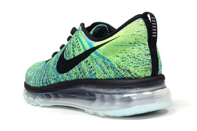 Nike Flyknit Max Tranquil 4