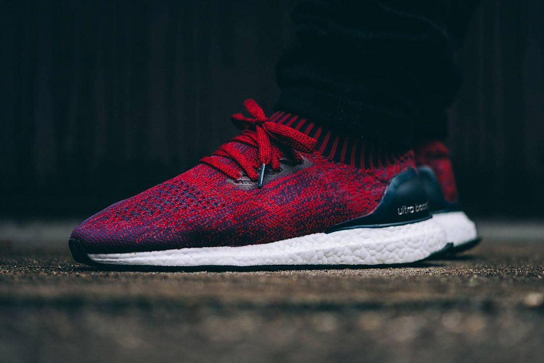 Adidas Ultraboost Uncaged Mystery Red 2