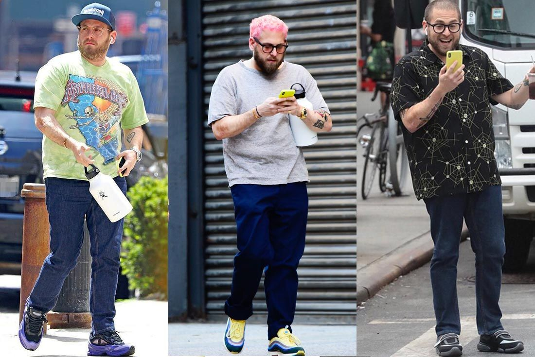The Sneaker Evolution Of Jonah Hill 17