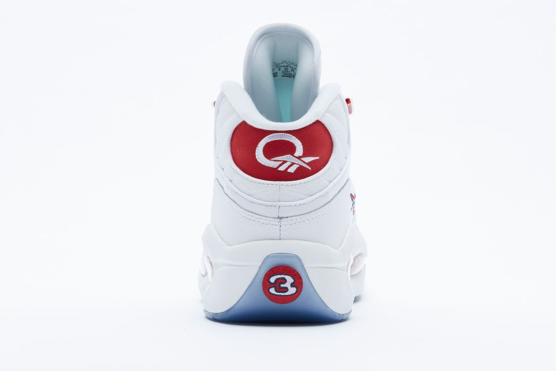 Reebok Question Mid Suede Toe 2020 Retro