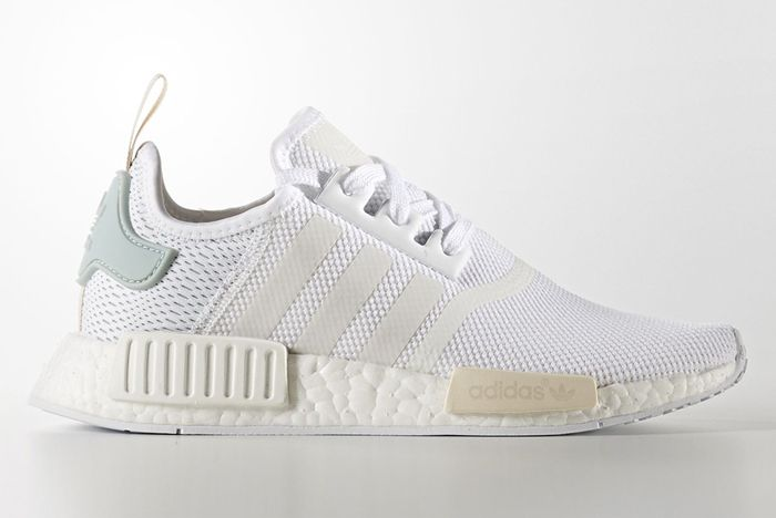 Adidas Nmd R1 White Tan