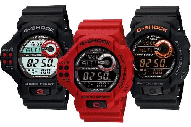G Shock Gdf 100 1