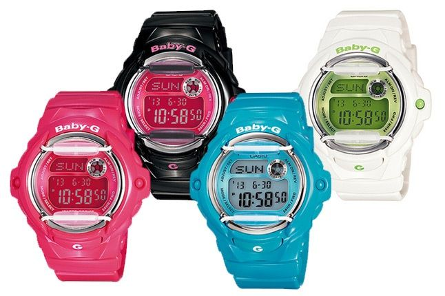 New Baby G Casio April 5 1