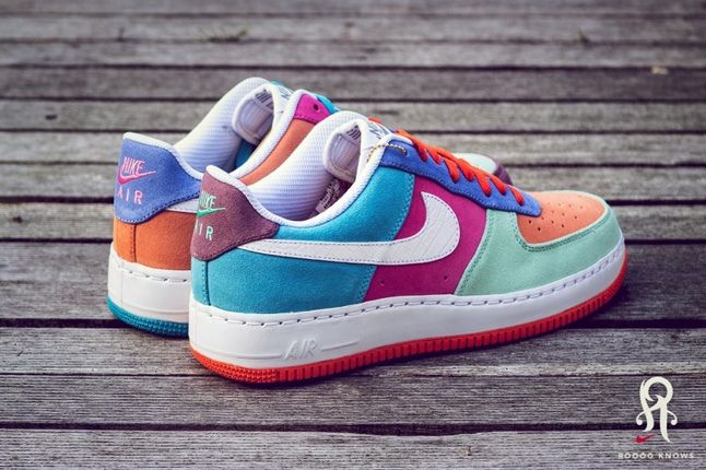 Nike Id Air Force 1 What The Af1 4