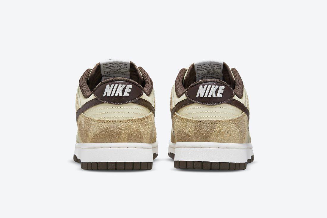Nike Dunk Low 'Animal Pack'