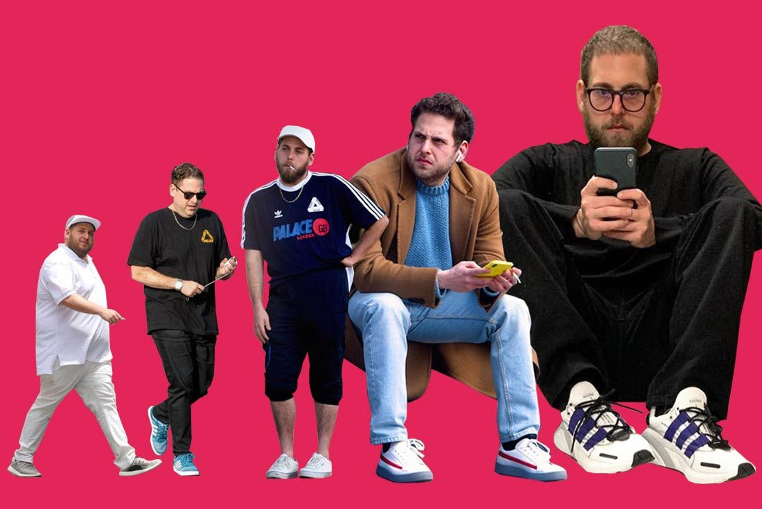 The Evolution Of Jonah Hill Sneaker Style