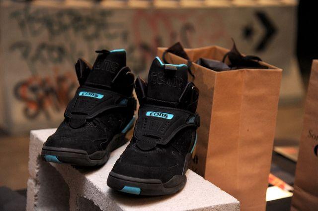 Converse Cons Sneaker Launch Aero Jam
