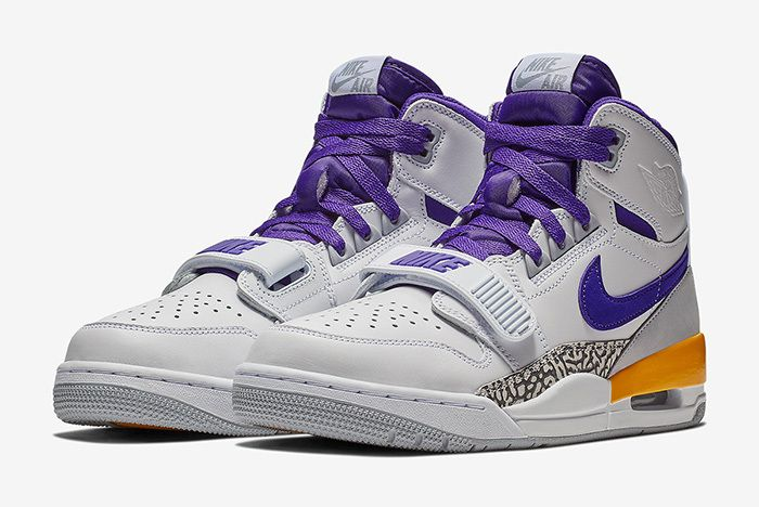 Jordan Legacy 312 Lakers Knicks Pistons 1