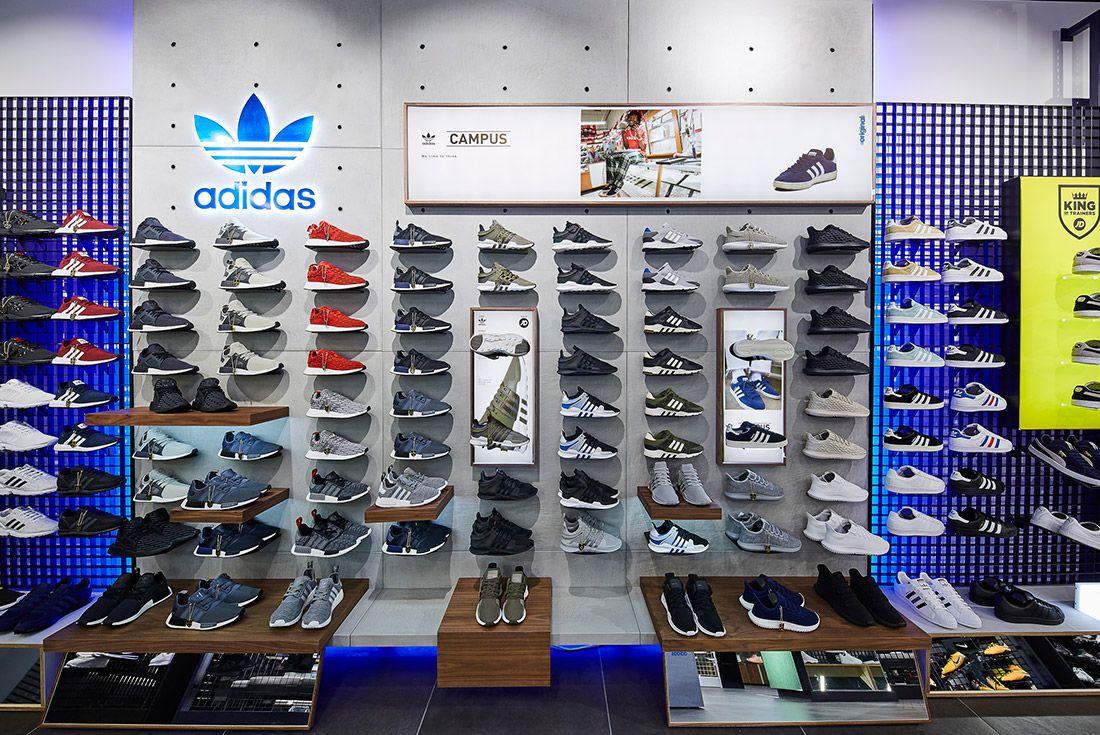 Jd Sports Parramatta Westfield Store Opening 2