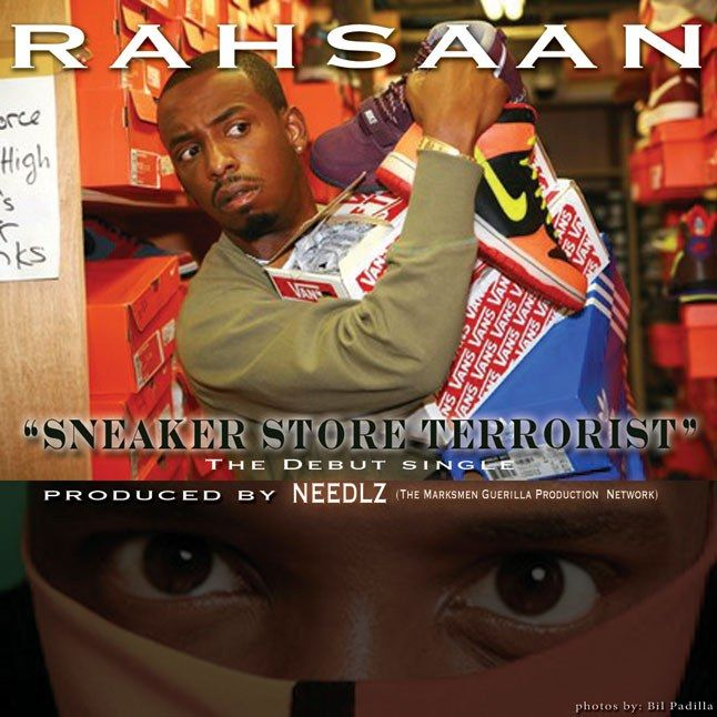 Rashaan Sneaker Store Terrorist 1