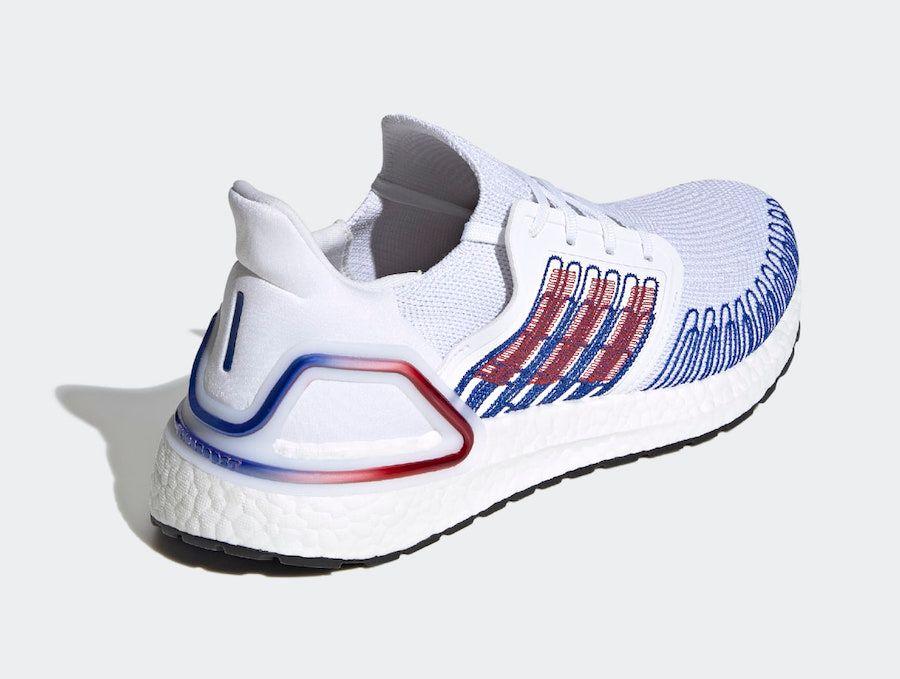 adidas UltraBOOST 2020 USA Heel