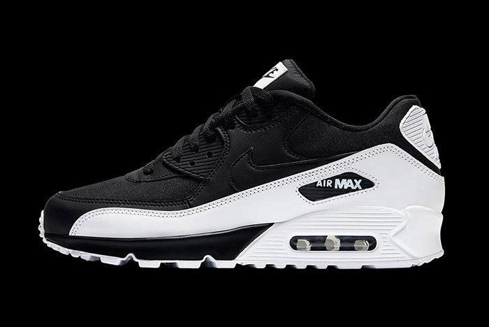 Nike Air Max 90 Essential Black White 4