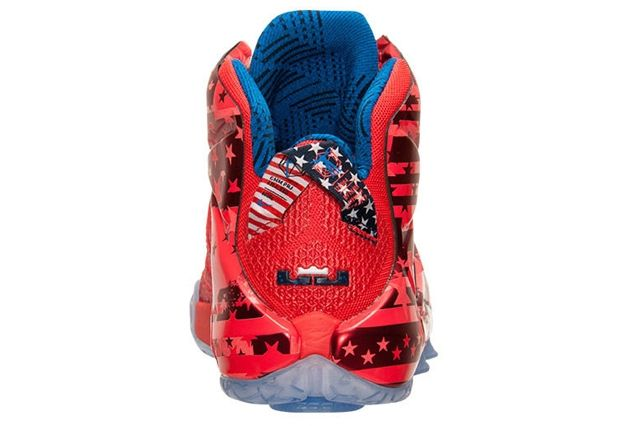 Nike Le Bron 12 Usa 1