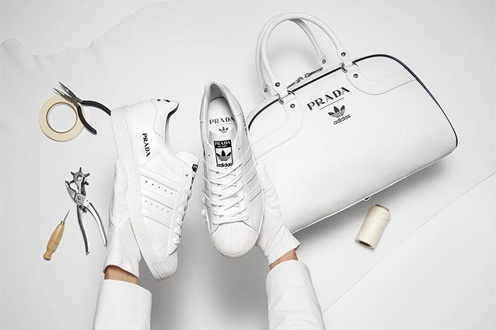 Prada Adidas Superstar Bowling Bag Release Date Hero