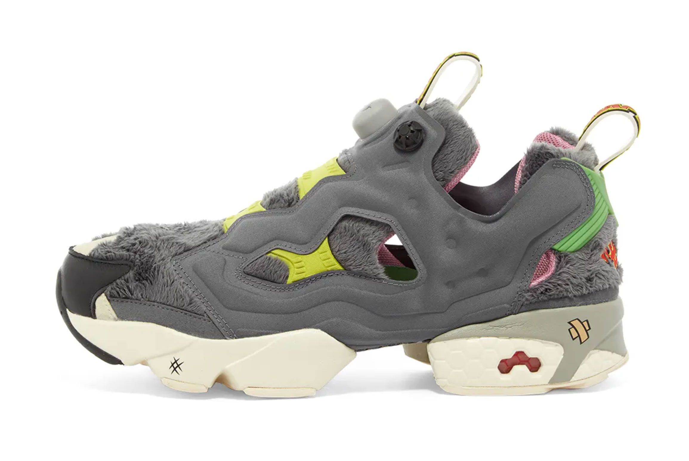 Tom & Jerry x Reebok Instapump Fury