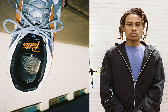 Patta Mizuno Sky Model Collab Lookbook 2 Sneaker Freaker2